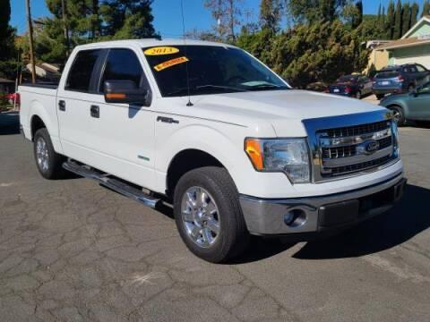 2013 Ford F-150 for sale at CAR CITY SALES in La Crescenta CA