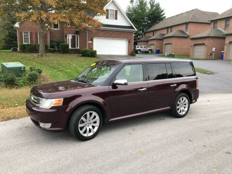 2011 Ford Flex for sale at Kentucky Auto Sales & Finance in Bowling Green KY