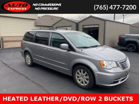 2015 Chrysler Town and Country for sale at Auto Express in Lafayette IN