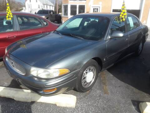 2004 Buick LeSabre for sale at Autolistix LLC in Salem NJ