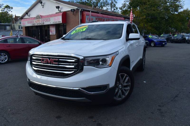 2019 GMC Acadia for sale at Foreign Auto Imports in Irvington NJ