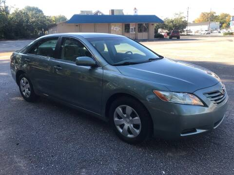 2007 Toyota Camry for sale at Cherry Motors in Greenville SC