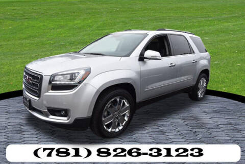 2017 GMC Acadia Limited for sale at AUTO ETC. in Hanover MA