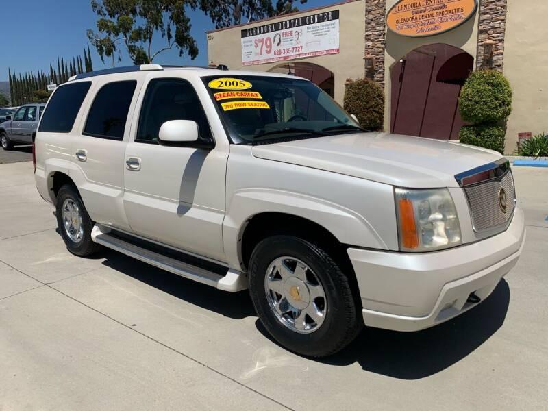 2005 Cadillac Escalade for sale at Select Auto Wholesales in Glendora CA