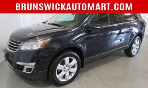 2017 Chevrolet Traverse for sale at Brunswick Auto Mart in Brunswick OH