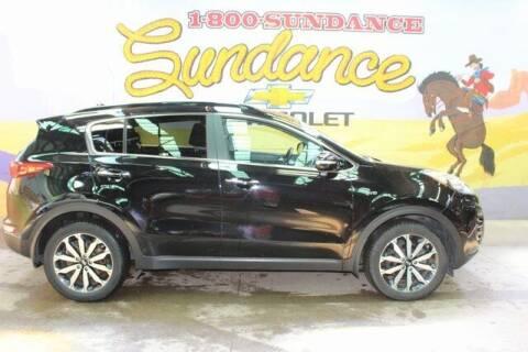 2018 Kia Sportage for sale at Sundance Chevrolet in Grand Ledge MI