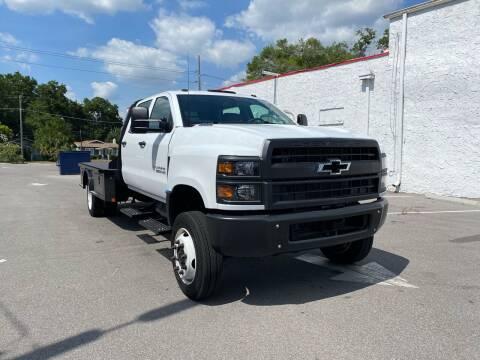 2020 Chevrolet Silverado 4500HD for sale at LUXURY AUTO MALL in Tampa FL