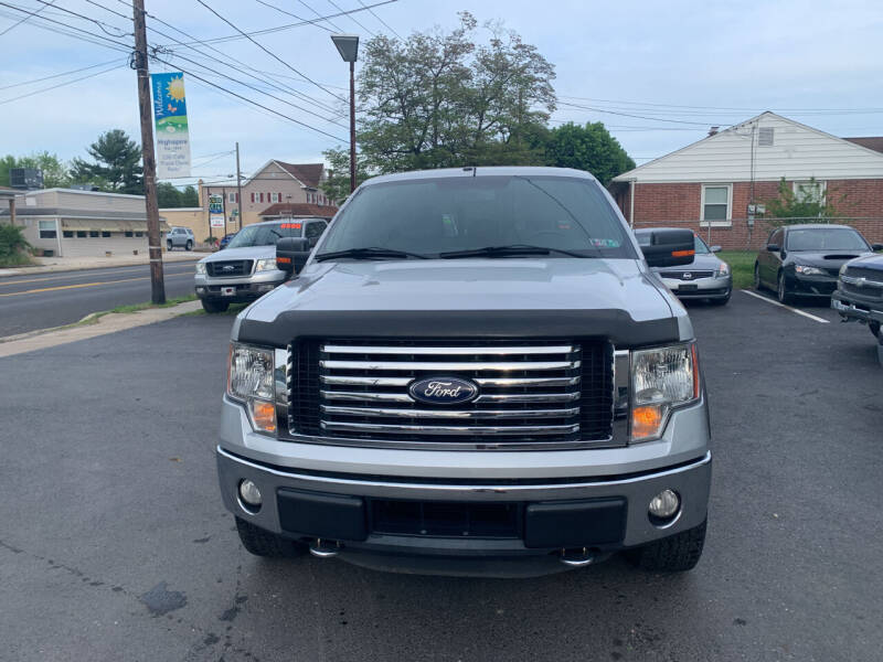 2012 Ford F-150 for sale at Roy's Auto Sales in Harrisburg PA