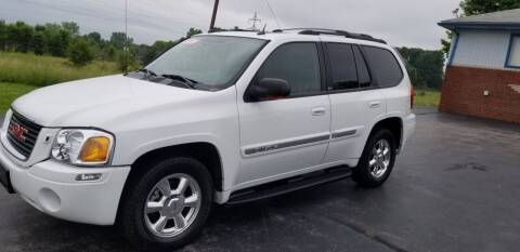 2005 GMC Envoy for sale at Country Auto Sales in Boardman OH