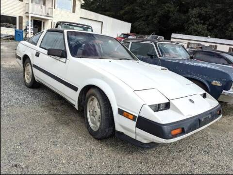 1985 Nissan 300ZX for sale at Classic Car Deals in Cadillac MI