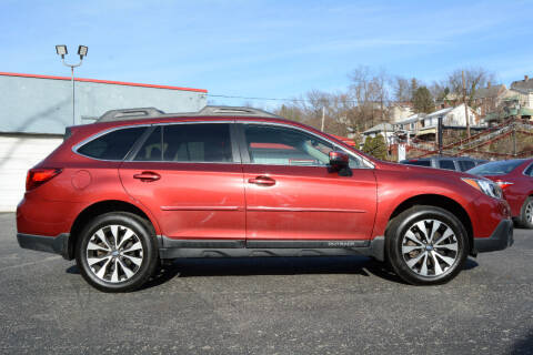 2016 Subaru Outback for sale at Car Xpress Auto Sales in Pittsburgh PA