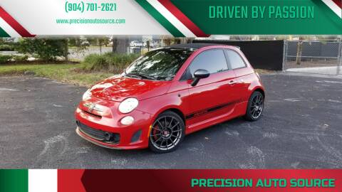 2013 FIAT 500c for sale at Precision Auto Source in Jacksonville FL