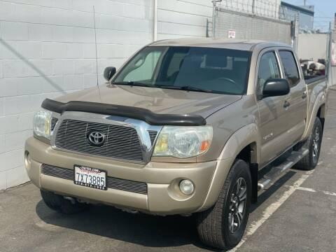 2005 Toyota Tacoma for sale at Z Auto in Sacramento CA