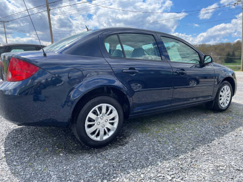 2009 Chevrolet Cobalt for sale at CESSNA MOTORS INC in Bedford PA