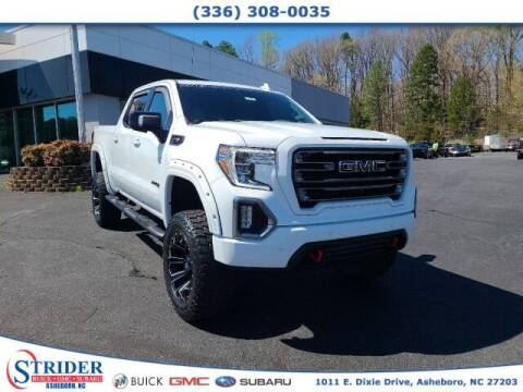 2021 GMC Sierra 1500 for sale at STRIDER BUICK GMC SUBARU in Asheboro NC