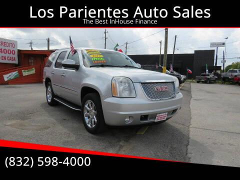 2012 GMC Yukon for sale at Los Parientes Auto Sales in Houston TX