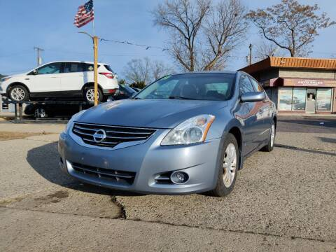2011 Nissan Altima for sale at Lamarina Auto Sales in Dearborn Heights MI