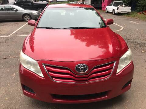 2011 Toyota Camry for sale at Eastern Auto Sales NC in Charlotte NC