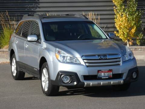 2014 Subaru Outback for sale at Sun Valley Auto Sales in Hailey ID