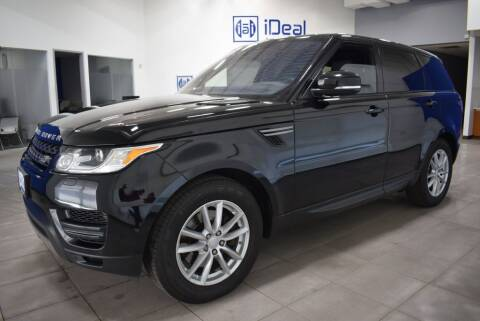 2017 Land Rover Range Rover Sport for sale at iDeal Auto Imports in Eden Prairie MN