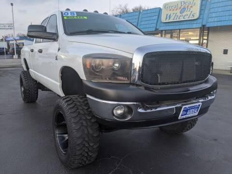 2008 Dodge Ram Pickup 2500 for sale at GREAT DEALS ON WHEELS in Michigan City IN