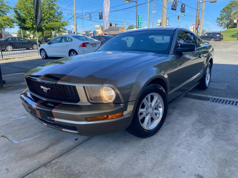2005 Ford Mustang for sale at Michael's Imports in Tallahassee FL