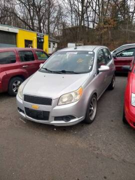 2009 Chevrolet Aveo for sale at Cheap Auto Rental llc in Wallingford CT