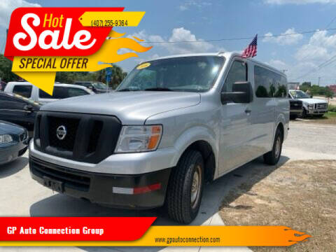 2016 Nissan NV Passenger for sale at GP Auto Connection Group in Haines City FL