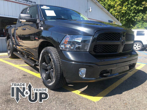 2018 RAM Ram Pickup 1500 for sale at EZ Auto Group LLC in Lewistown PA