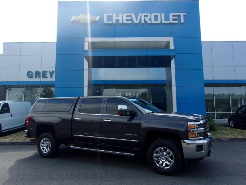 2016 Chevrolet Silverado 2500HD for sale at Grey Chevrolet, Inc. in Port Orchard WA
