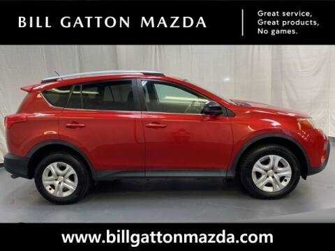 2015 Toyota RAV4 for sale at Bill Gatton Used Cars - BILL GATTON ACURA MAZDA in Johnson City TN