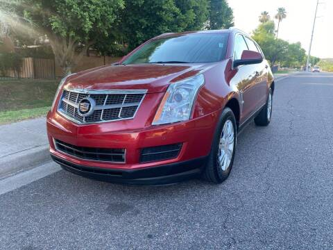 2012 Cadillac SRX for sale at North Auto Sales in Phoenix AZ