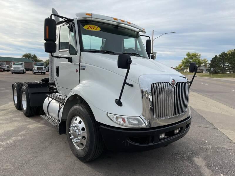 2013 IHC 8600 Loadstar for sale at Money Trucks Inc in Hill City KS