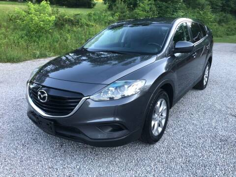 2015 Mazda CX-9 for sale at R.A. Auto Sales in East Liverpool OH