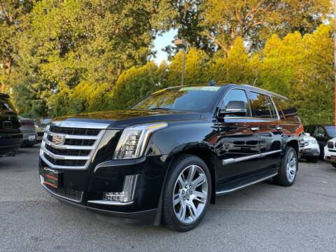 2016 Cadillac Escalade ESV for sale at Bloomingdale Auto Group in Bloomingdale NJ