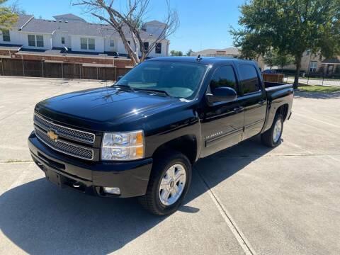 2012 Chevrolet Silverado 1500 for sale at GT Auto in Lewisville TX