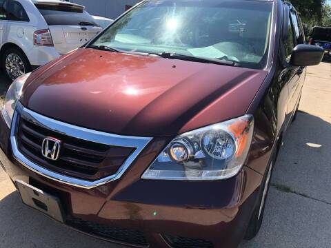 2010 Honda Odyssey for sale at ABC Motors in Wyoming MI