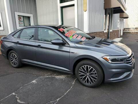 2019 Volkswagen Jetta for sale at Carroll Street Auto - Carroll St. Auto Annex Sales & Service in Manchester NH