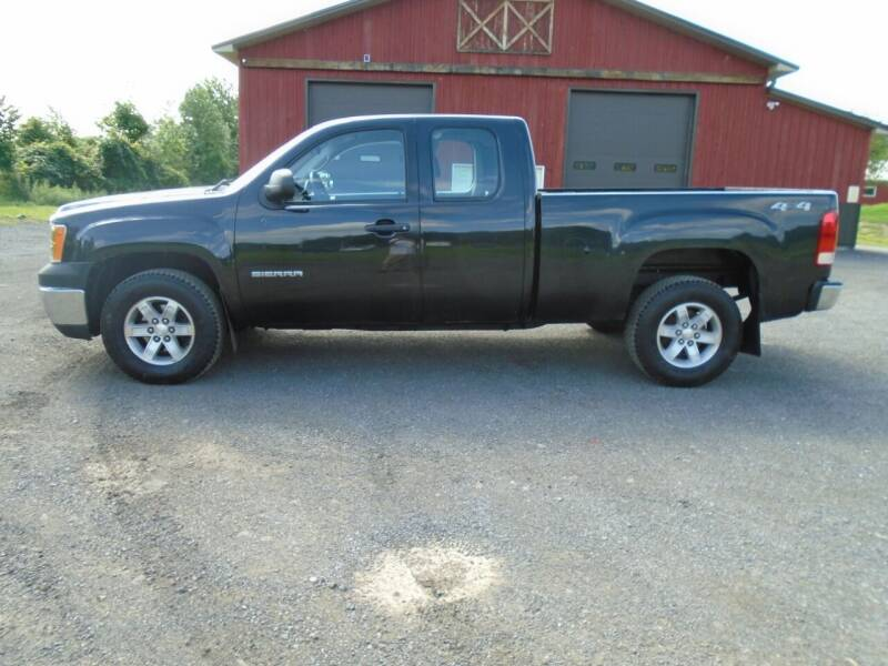 2010 GMC Sierra 1500 for sale at Celtic Cycles in Voorheesville NY