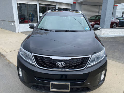 2014 Kia Sorento for sale at Choice Motor Group in Lawrence MA