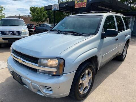2008 Chevrolet TrailBlazer for sale at Cash Car Outlet in Mckinney TX