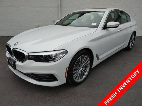 2018 BMW 5 Series for sale at Rizza Buick GMC Cadillac in Tinley Park IL