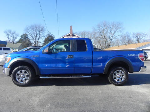 2010 Ford F-150 for sale at Car Now in Mount Zion IL