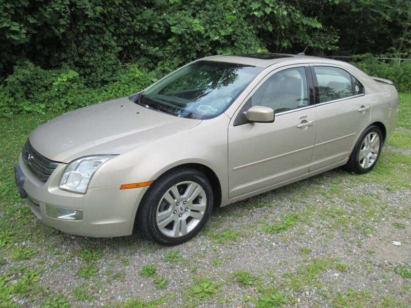 2008 Ford Fusion for sale at Peekskill Auto Sales Inc in Peekskill NY