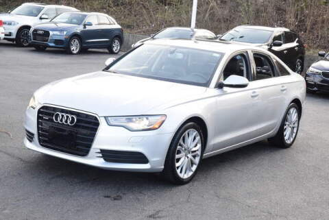 2014 Audi A6 for sale at Automall Collection in Peabody MA