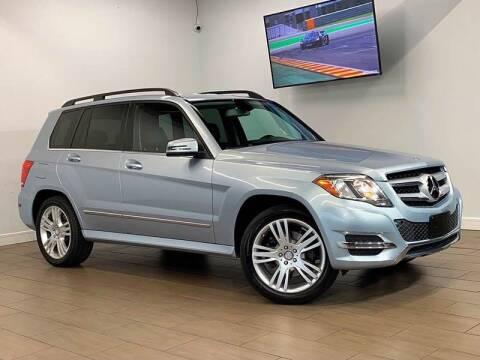 2013 Mercedes-Benz GLK for sale at Texas Prime Motors in Houston TX