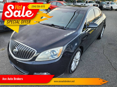 2013 Buick Verano for sale at Ace Auto Brokers in Charlotte NC