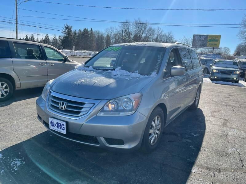 2008 Honda Odyssey for sale at ARG Auto Sales in Jackson MI