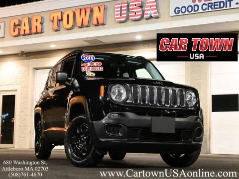 2015 Jeep Renegade for sale at Car Town USA in Attleboro MA