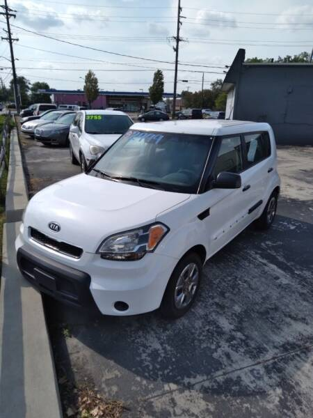2011 Kia Soul for sale at D and D All American Financing in Warren MI